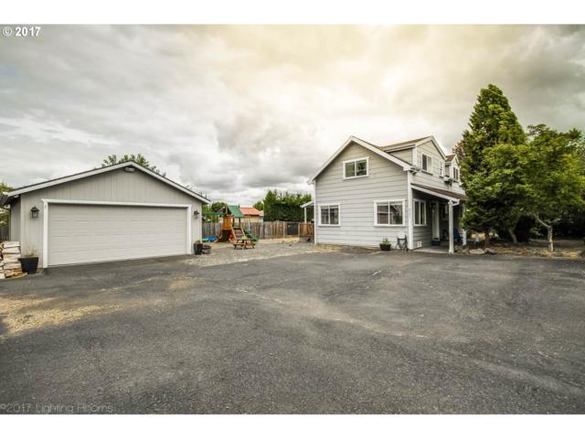 6151 SE Hacienda St, Hillsboro, OR 97123 (MLS #17050486) :: Change Realty