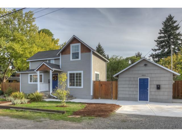 4828 SE Henry St, Portland, OR 97206 (MLS #17052233) :: Hatch Homes Group