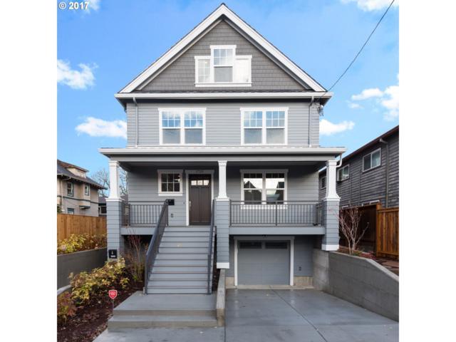 1725 SE Alder St, Portland, OR 97214 (MLS #17055356) :: Hatch Homes Group