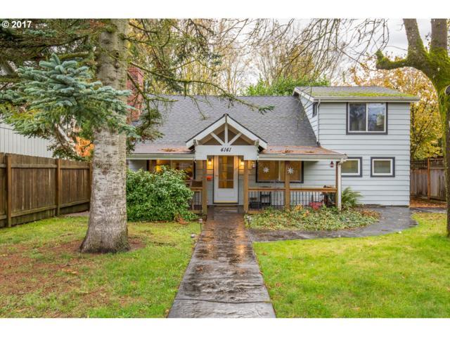 4141 SE Schiller St, Portland, OR 97202 (MLS #17055762) :: Hatch Homes Group