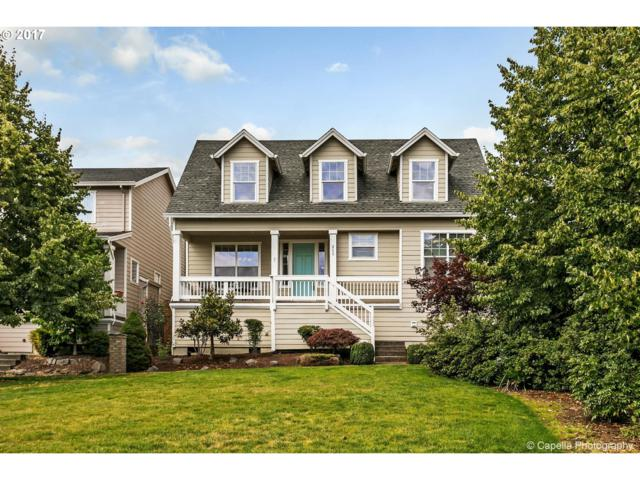 211 SW 105TH Ter, Portland, OR 97225 (MLS #17055876) :: TLK Group Properties