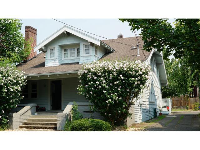 1540 SE 35TH Pl, Portland, OR 97214 (MLS #17057219) :: The Reger Group at Keller Williams Realty