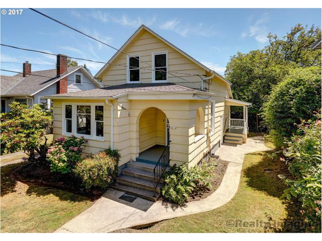 4214 SE Clay St, Portland, OR 97215 (MLS #17058144) :: Craig Reger Group at Keller Williams Realty