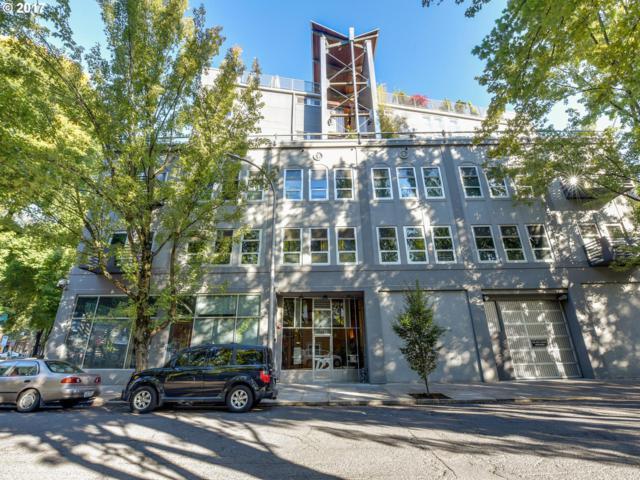 725 NW Flanders St #405, Portland, OR 97209 (MLS #17060014) :: HomeSmart Realty Group Merritt HomeTeam