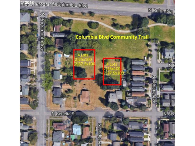 9734 N Hodge Ave, Portland, OR 97203 (MLS #17062345) :: Hatch Homes Group