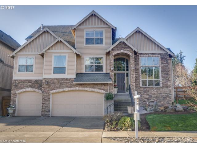 10352 SW Crow Way, Tualatin, OR 97062 (MLS #17063963) :: TLK Group Properties
