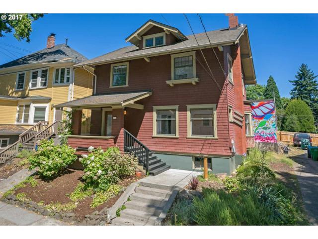 114 SE 17TH Ave, Portland, OR 97214 (MLS #17064126) :: Craig Reger Group at Keller Williams Realty