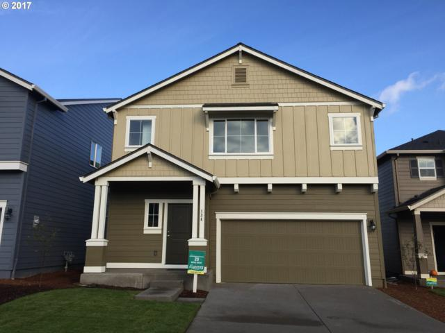 134 N 34TH Ct Lot20, Ridgefield, WA 98642 (MLS #17064662) :: The Dale Chumbley Group