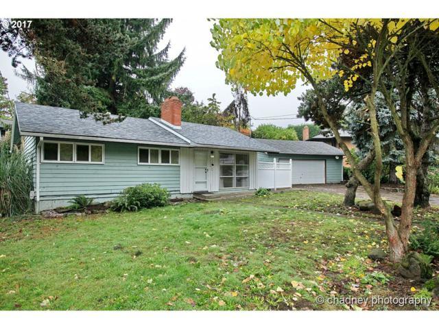 2941 NE 88TH Pl, Portland, OR 97220 (MLS #17069623) :: Song Real Estate