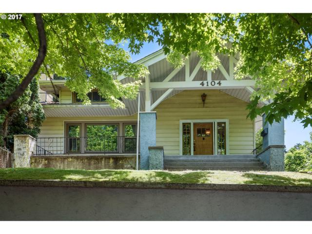 4104 SE Ash St, Portland, OR 97214 (MLS #17071147) :: Stellar Realty Northwest