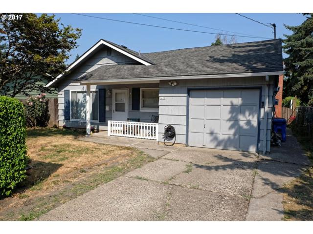1620 NE 86TH Ave, Portland, OR 97220 (MLS #17072117) :: The Sadle Home Selling Team