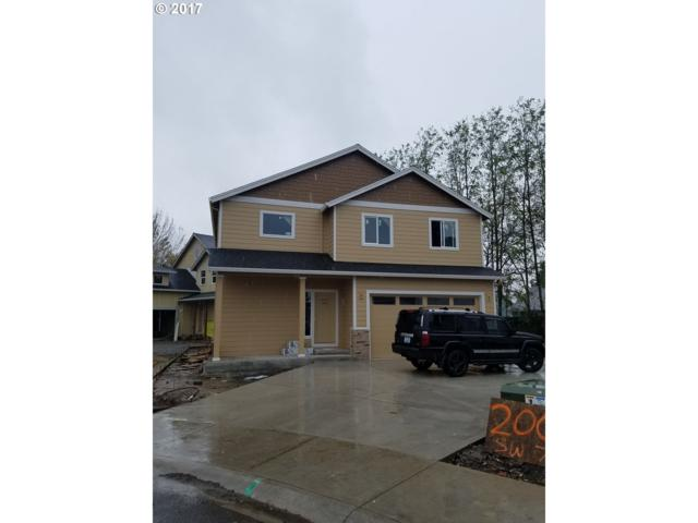 2007 SW 7TH Cir, Battle Ground, WA 98604 (MLS #17072899) :: The Dale Chumbley Group