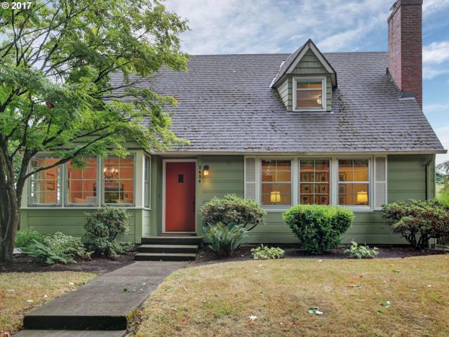 2434 NE 21ST Ave, Portland, OR 97212 (MLS #17074550) :: Hatch Homes Group