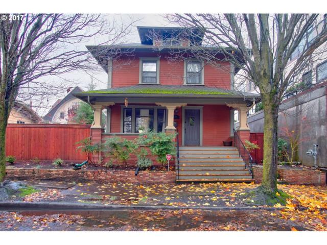 816 SE 38TH Ave, Portland, OR 97214 (MLS #17075180) :: Next Home Realty Connection