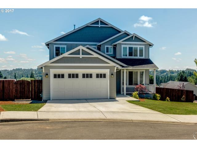 1321 W E Pl, La Center, WA 98629 (MLS #17078945) :: The Dale Chumbley Group