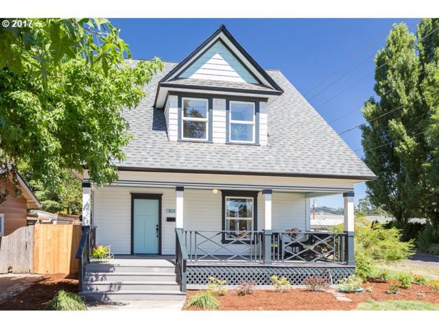 315 E Sherman St, Newberg, OR 97132 (MLS #17081987) :: Fox Real Estate Group