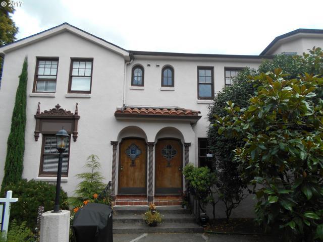 2250 NE Flanders St #10, Portland, OR 97232 (MLS #17082102) :: Craig Reger Group at Keller Williams Realty
