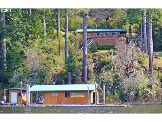 2928 S Ten Mile Lake, Lakeside, OR 97449 (MLS #17084772) :: The Sadle Home Selling Team