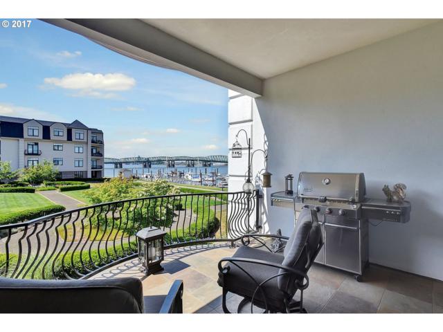 707 N Hayden Island Dr #223, Portland, OR 97217 (MLS #17090608) :: TLK Group Properties