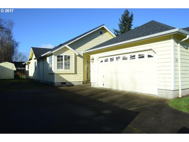 436 53RD Pl, Springfield, OR 97478 (MLS #17094788) :: Song Real Estate