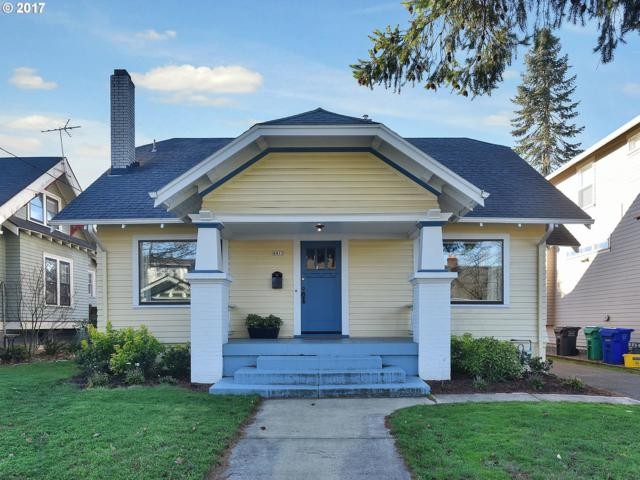 4413 NE 28TH Ave, Portland, OR 97211 (MLS #17095722) :: Hatch Homes Group