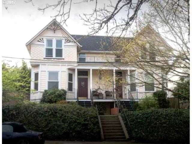 3225 SW Corbett Ave #1, Portland, OR 97239 (MLS #17096195) :: Next Home Realty Connection
