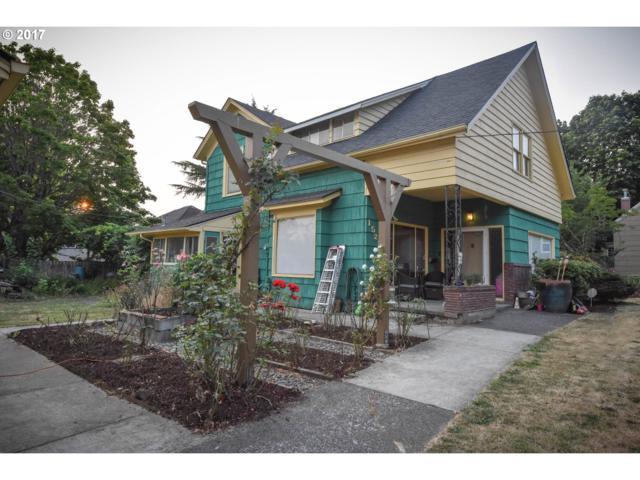 1525 SE 52ND Ave SE, Portland, OR 97215 (MLS #17096620) :: The Reger Group at Keller Williams Realty