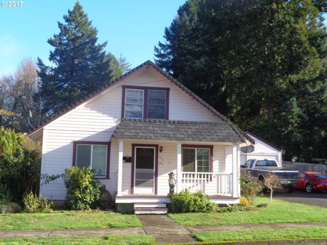 1214 S 8TH St, Cottage Grove, OR 97424 (MLS #17096973) :: Song Real Estate