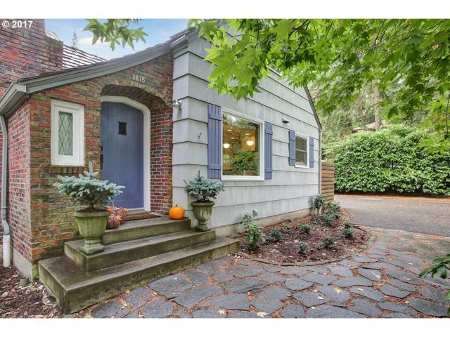 3815 SW Hamilton St, Portland, OR 97221 (MLS #17099476) :: Hatch Homes Group