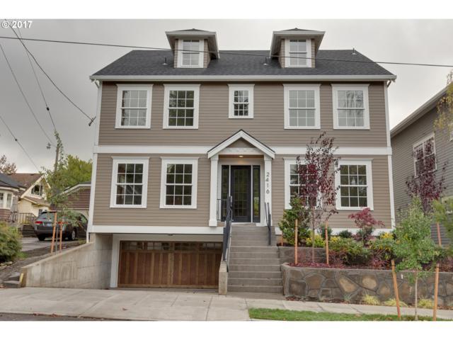 2416 NE Regents Dr, Portland, OR 97212 (MLS #17099712) :: Next Home Realty Connection
