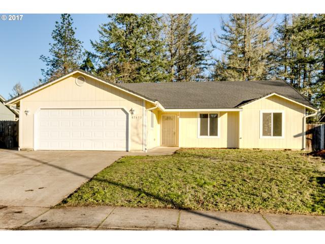 87633 Oak Island Dr, Veneta, OR 97487 (MLS #17100954) :: Song Real Estate