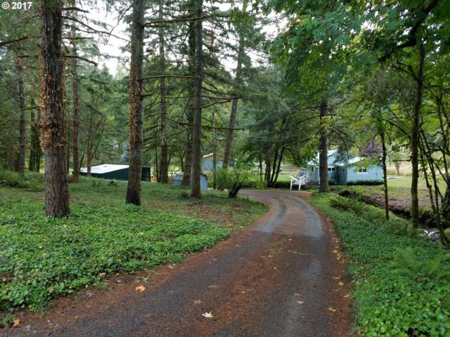 1451 Bennett Creek Rd, Cottage Grove, OR 97424 (MLS #17102518) :: The Reger Group at Keller Williams Realty