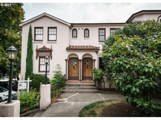 2250 NE Flanders St #10, Portland, OR 97232 (MLS #17104130) :: Next Home Realty Connection