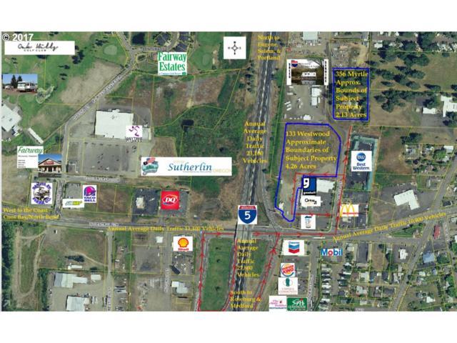 356 Myrtle St, Sutherlin, OR 97479 (MLS #17104250) :: Keller Williams Realty Umpqua Valley