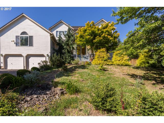 1240 E Pioneer Loop, La Center, WA 98629 (MLS #17106397) :: The Dale Chumbley Group