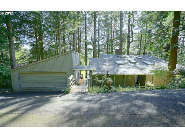 108 East Bay Point Rd, Gleneden Beach, OR 97388 (MLS #17110195) :: Portland Lifestyle Team