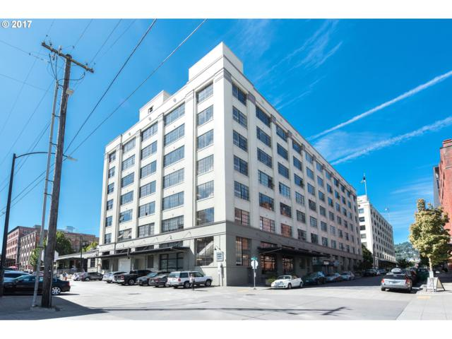 1314 NW Irving St NW #605, Portland, OR 97209 (MLS #17112637) :: Next Home Realty Connection