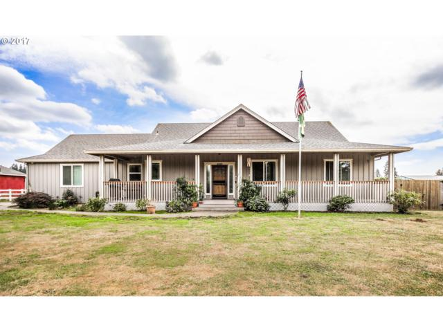 2805 NE Landerholm Rd, La Center, WA 98629 (MLS #17115403) :: The Dale Chumbley Group