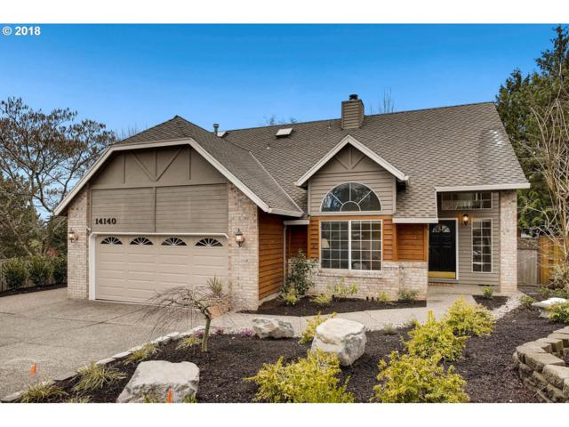 14140 SW 97TH Pl, Tigard, OR 97224 (MLS #17116498) :: Next Home Realty Connection