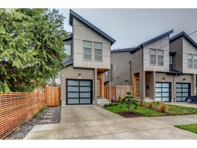 8307 SE Bush St, Portland, OR 97266 (MLS #17117993) :: Next Home Realty Connection