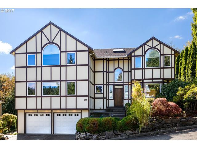2727 NW Mill Pond Rd, Portland, OR 97229 (MLS #17118865) :: The Reger Group at Keller Williams Realty