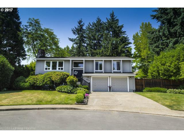 9675 SW Luelling Pl, Beaverton, OR 97008 (MLS #17122876) :: Craig Reger Group at Keller Williams Realty