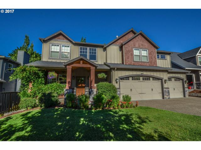 7720 SW Hyland Way, Beaverton, OR 97008 (MLS #17124532) :: Fox Real Estate Group