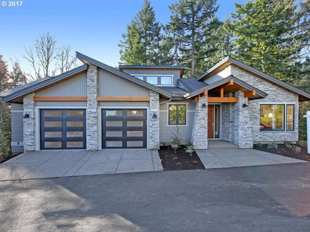 18048 Eastridge Ln, Lake Oswego, OR 97034 (MLS #17124551) :: Portland Lifestyle Team