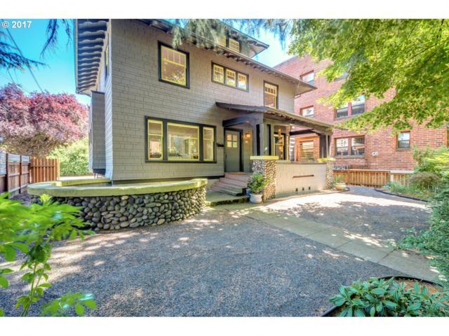 804 SE 29TH Ave, Portland, OR 97214 (MLS #17124672) :: Craig Reger Group at Keller Williams Realty