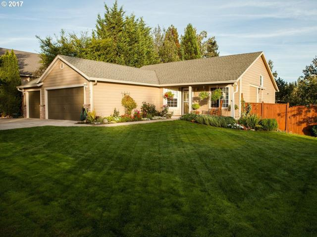 4614 Rolling Meadows Dr, Washougal, WA 98671 (MLS #17134323) :: The Dale Chumbley Group