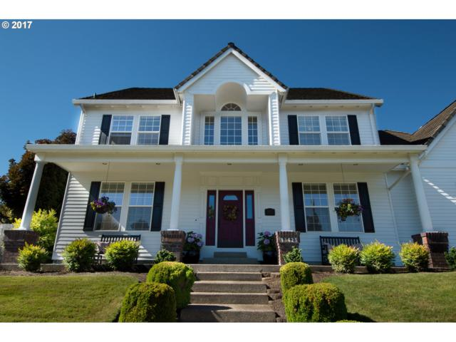 13425 SE Kaitlin Way, Clackamas, OR 97015 (MLS #17138056) :: Matin Real Estate
