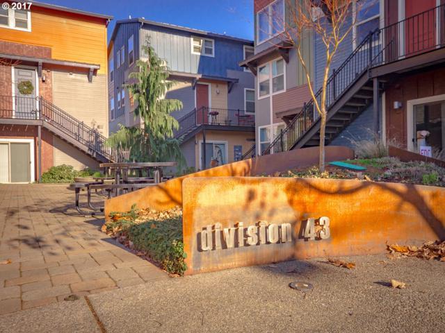 4315 SE Division St C, Portland, OR 97206 (MLS #17139492) :: Hatch Homes Group