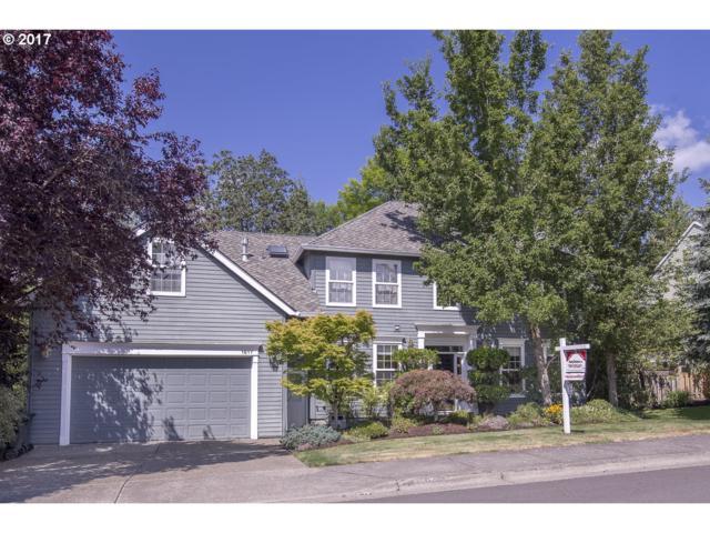 1617 NW 129TH Pl, Portland, OR 97229 (MLS #17140429) :: TLK Group Properties
