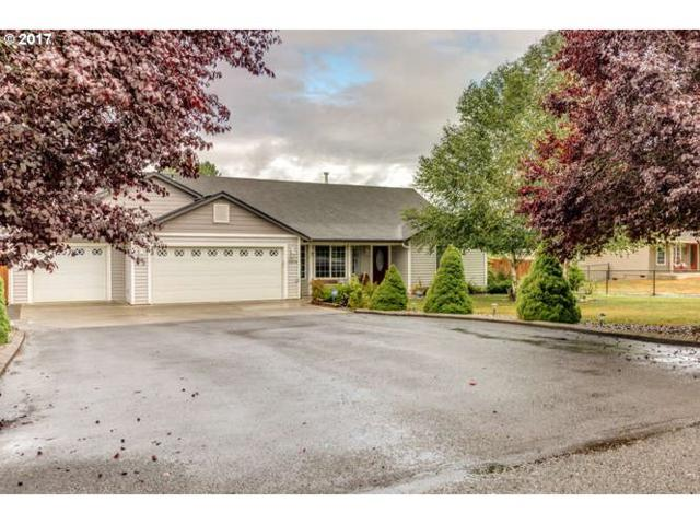 17808 NE 164TH Cir, Brush Prairie, WA 98606 (MLS #17141891) :: The Dale Chumbley Group